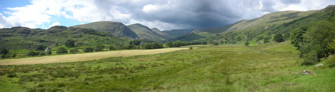 The Kentmere Horseshoe - Home of The Rotary Ramble